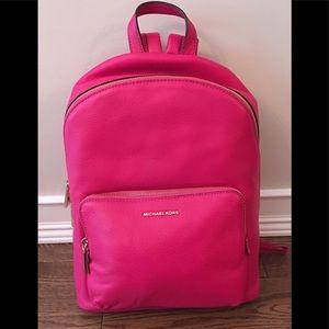 NWT Michael Kors LG Wythe Backpack